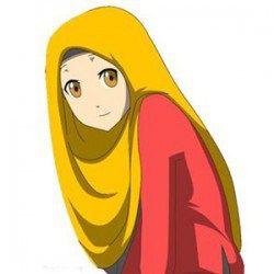 Gambar Kartun Islamik