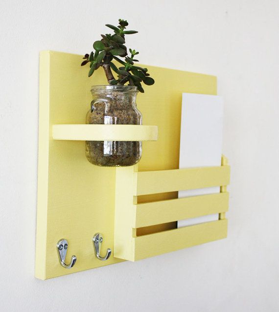 22 best Mail Organizers images on Pinterest | Key fobs, Key ...