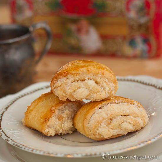 Armenian Nazook Cookies (Armenian Christmas Pastry)