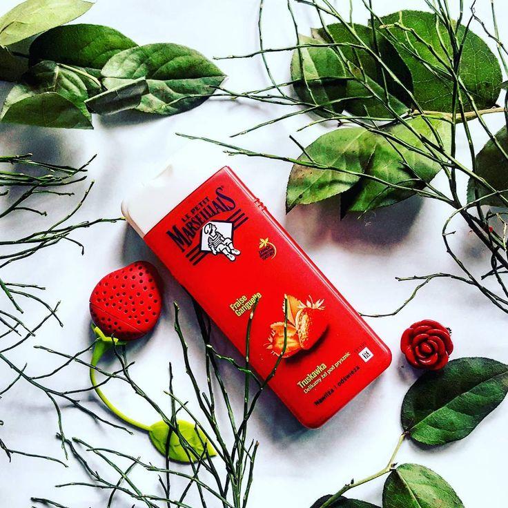 """Polubienia: 11, komentarze: 1 – Tylko Styl (@tylkostyl) na Instagramie: """"#ambasadorkalpm #lpm #love #nature #bath #cosmetics #kosmetyki #gel #red #strawberry #cosmetology…"""""""