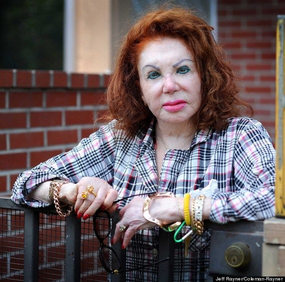 Jackie Stallone reveals her new face after admitting 'I look like a chipmunk'