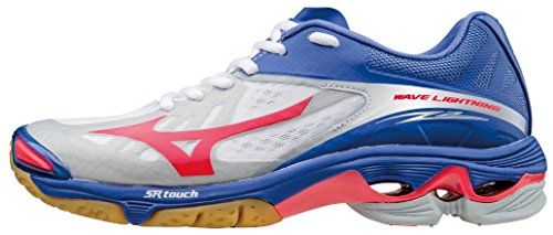 Mizuno shoes Volley woman Wave Lightning Z2 WOS 85 ** To view further for this item, visit the image link.