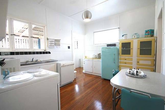 Retro Beach Cottage - Caloundra, QLD via Stayz