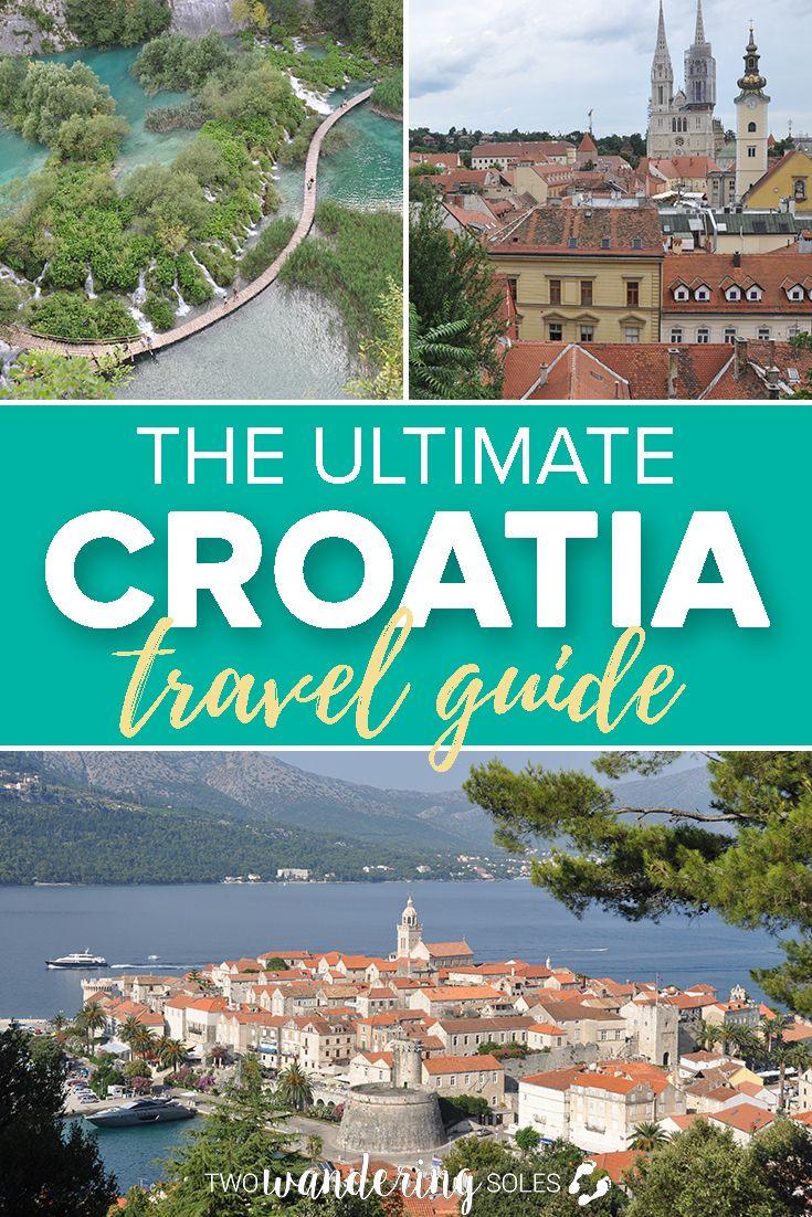 Croatia A Completely Honest Travel Guide Two Wandering Soles Croatia Travel Europe Travel Croatia