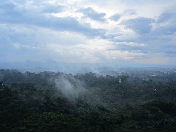 view at polaman kab.semarang indonesia