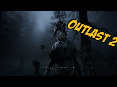 CRUCIFIXION? I THOUGHT IT COULDN'T GET ANY WORSE! - Outlast 2 Gameplay Ep7 - YouTube