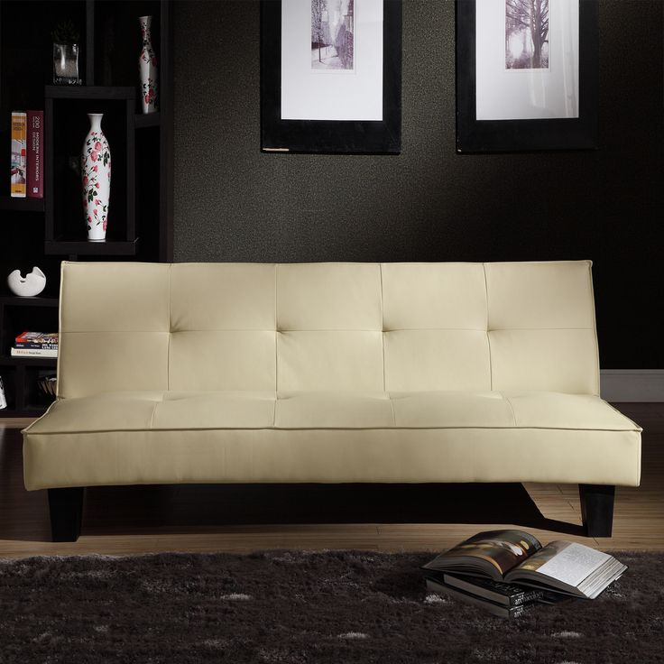 Bento Mini Futon Sofa Bed INSPIRE Q Modern By INSPIRE Q