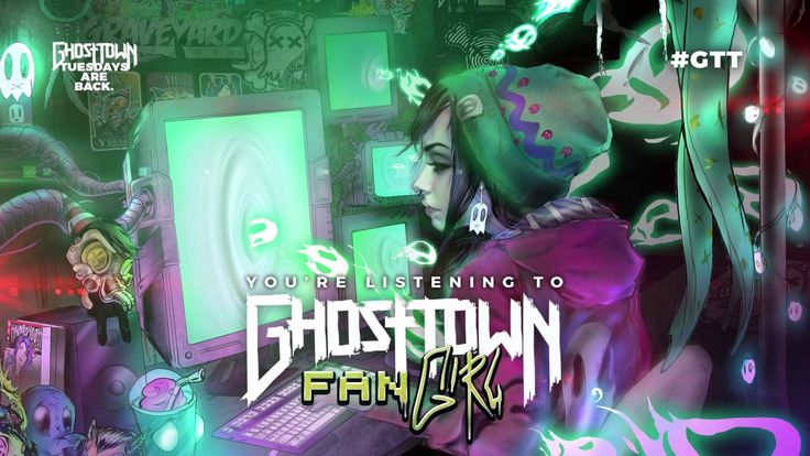 Ghost Town: Fan Girl [NEW SONG], FINALLY A SONG FOR  US @CrzyFngrlTherst