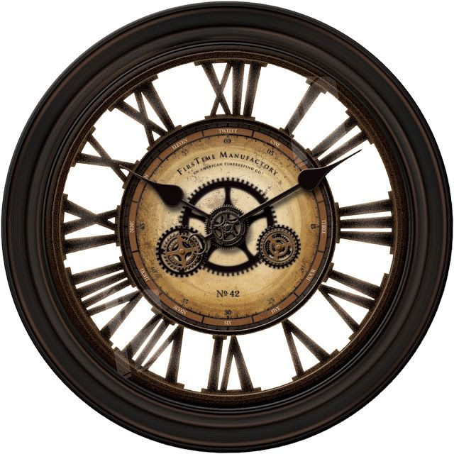 19 best Clocks images on Pinterest | Wall clocks, Clocks and Gothic
