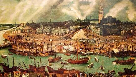 Sevilla 1600 desde Triana