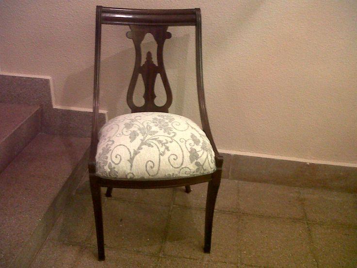silla finalizada