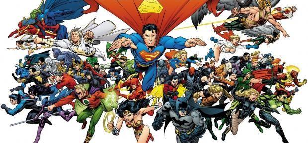 Complete DC Comics Superhero Movie Release Calendar