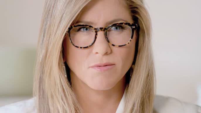 jennifer aniston aveeno - Love these glasses!