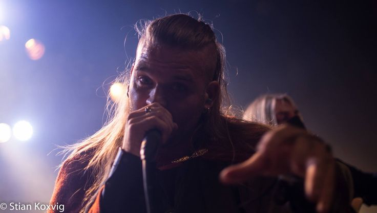 Chrileon - Twilight Force ⚫ Photo by Stian Koxvig ⚫ Trondheim 2016 ⚫ #TwilightForce #music #metal #concert #gig #show #musician #Chrileon #singer #vocalist #frontman #singing #microphone #bracers #coat #cape #jewelry #leather #beard #earrings #blond #longhair #festival #photo #fantasy #magic #cosplay #sword #larp #man #onstage #live #celebrity #band #artist #performing #Sweden #Swedish #Trondheim #Norway #Byscenen