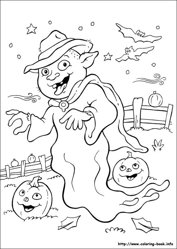 325 best Ponto Atras Halloween images on Pinterest  Coloring