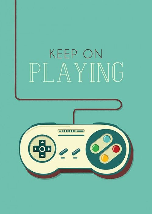 Poster Keep on Playing