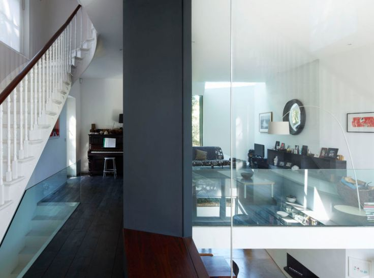 shortlisted for the manser medal is this conversion of a derelict nineteenth century house in north london a home a workspace when it came time to