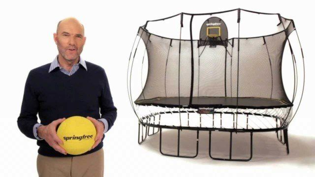 Springfree Trampoline is the latest inventory in our all-time favorite outdoor source of entertainment. These trampolines have the highest level of safety.  http://trampolineguide.net/trampoline-reviews/springfree-trampoline-review/