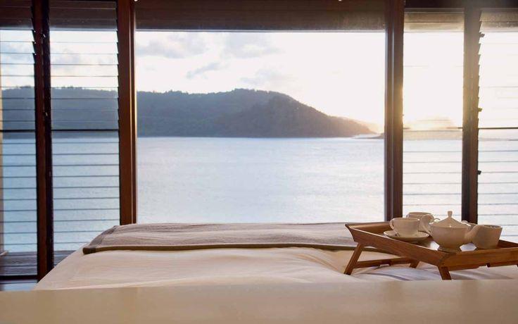 Windward Pavilion Bedroom/ qualia resort