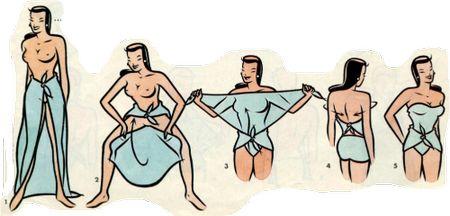 DIY : comment s'habiller en paréo | Le Meilleur du DIY