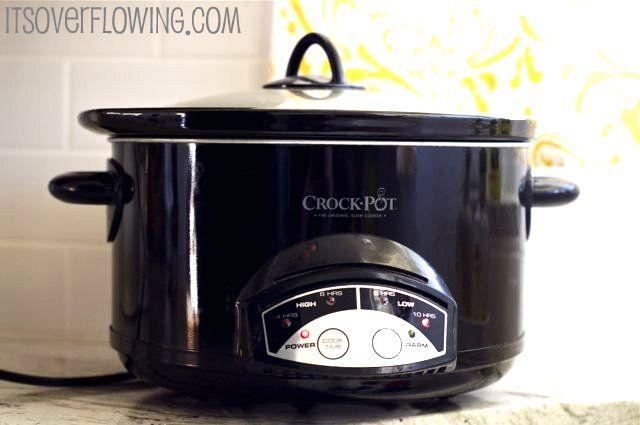 Crockpot Creamy Italian Chicken Recipe