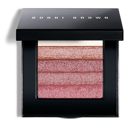 """Shimmer Brick Compact"" by Bobbi Brown $46 (Travel size is $26) at Sephora"