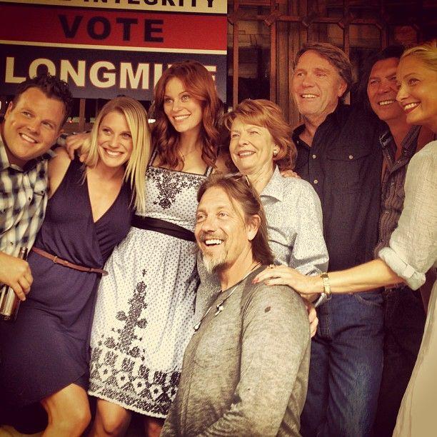 #Longmire cast