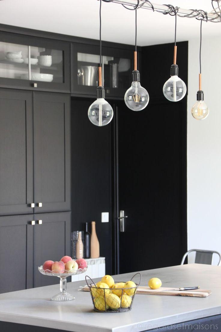 les 55 meilleures images du tableau deco sur pinterest salle de bains id es pour la maison et. Black Bedroom Furniture Sets. Home Design Ideas