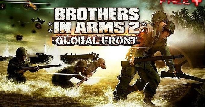 Brothers In Arms 2 Mod Apk [Unlimited Everything] v1 2 0b +Data