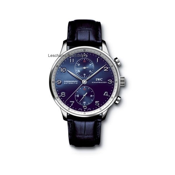 IWC Portuguese Chrono Automatic Laureus : IW371432 : IWC : price watches and jewelry : official agent : Horloger-paris.com
