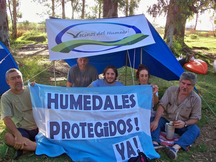 Humedales Protegidos