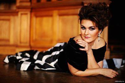 Olga Peretyatko  NDR Sinfonieorchester Enrique Mazzola  ARABESQUE Musica clássica Opera. cantora Lirica.