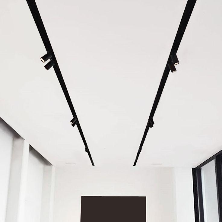 Трековые светильники один из главных инструментов для расстановки акцентов в современном интерьере