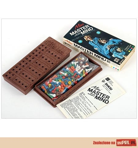 MASTER MIND, my dad and I always played this.