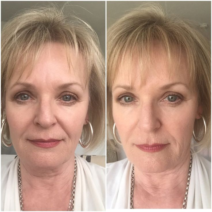 Real Help for Thinning Hair in Women Over 50. Madison Reed Root Touch Up helps hide thinning hair.