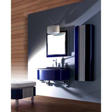 Arreda il tuo #bagno con un tocco di lusso. #design by Karol #interiorlovers #bagnoarredo #ideebagno