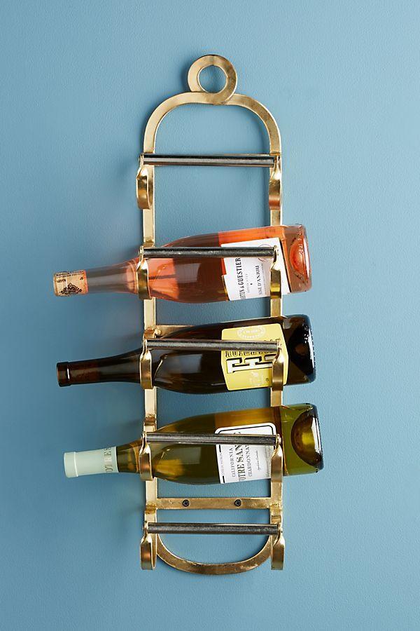 Antique Brass Wine Rack Wine Rack Wine Rack Design Wine Storage