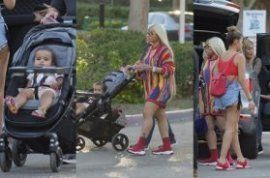 Blac Chyna who has five-year-old son King Cairo with former partner Tyga and 14-month-old daughter Dream Kardashian with ex-fiancé Rob Kardashian  is said to be teaming up with new baby stroller brand Momiie to design her own range of prams. According to TMZ.com Momiie is set to launch in the US in April and Chyna will serve as a brand ambassador with her bottom line being determined by how hard she sells. Momiie reportedly gave Chyna a social media posting plan by which she must abide and…