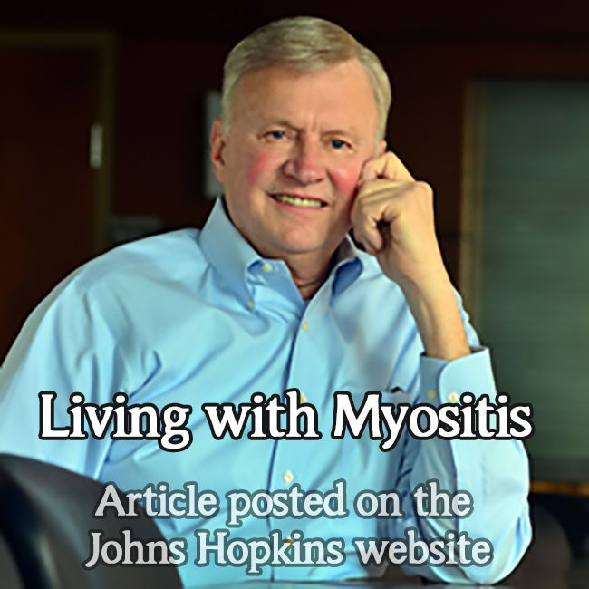 Living with Inclusion Body Myositis - William DeAugustinis ...