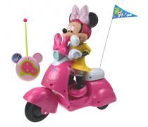 RC Minnie Scooter switch adapted toy. £81.60