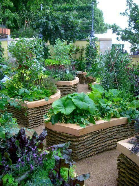 décoration pour le jardin