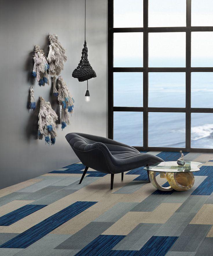 interface net effect carpet tile collection