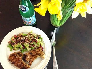... brussel sprouts, Mustard dressing and Pomegranate seeds on Pinterest