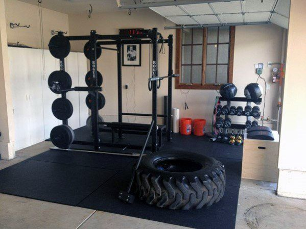 How To Build A Gym In Your Garage