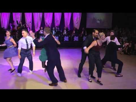 Lindy Focus XIV: Superheroes of Swing - Finals - YouTube