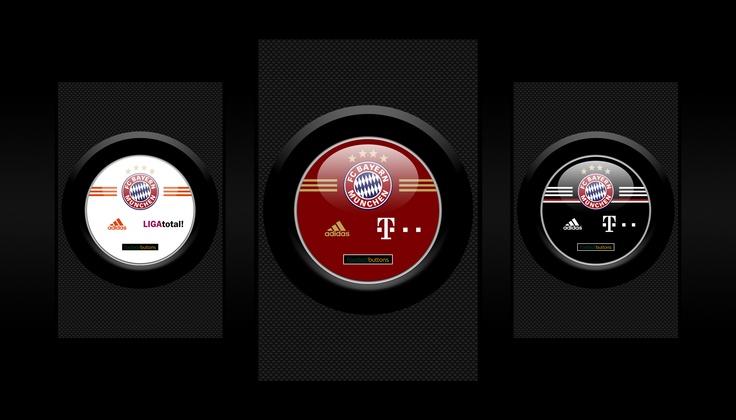 FC Bayern München - Wallpapers exclusivos para Smartphones e iPhone. Free Download. Visitem e acompanhem nosso Blog - http://football-buttons.blogspot.com