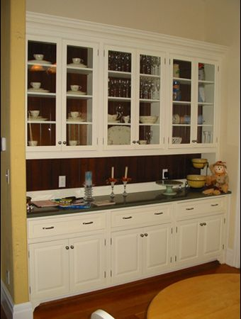 The 16 best images about Dining Room Cabinet Ideas on Pinterest ...