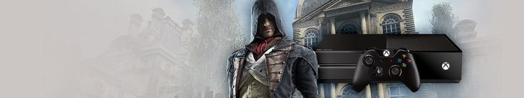 Free Assassin's Creed Unity- Get Assassin's Creed Unity when you purchase select Xbox One consoles