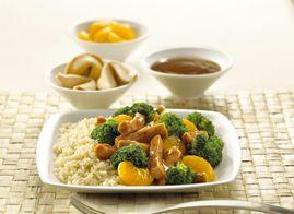 Mandarins chicken