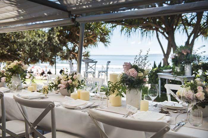 Sunset Beach Wedding Style by Lovebird Weddings